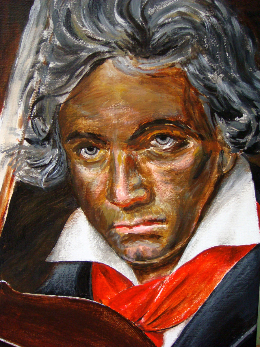 Beethoven 900 (detail)