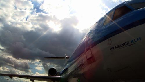 Schiphol KLM 2012