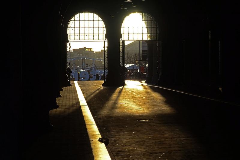 Onder Rijksmuseum Amsterdam in een andere wereld